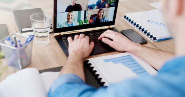 Video conferencing 2020