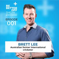 Brett Lee Australian Cricketer