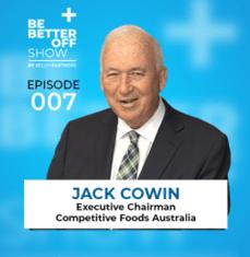 Jack Cowin Hungry Jacks Business