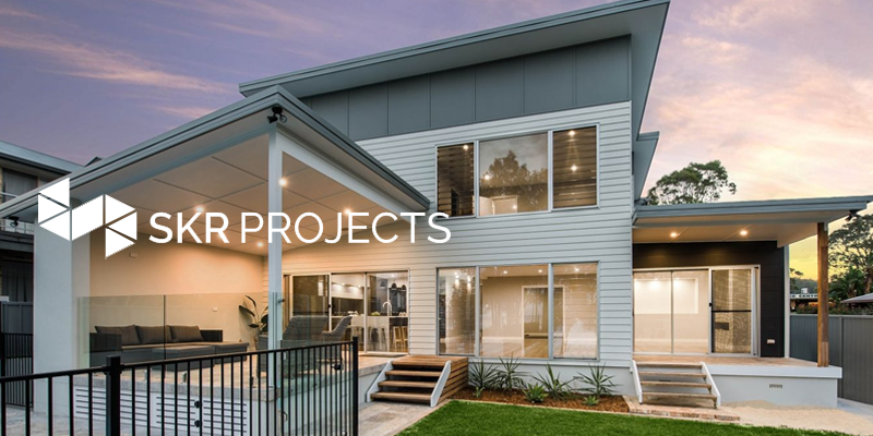 SKR Projects construction business - small business stories