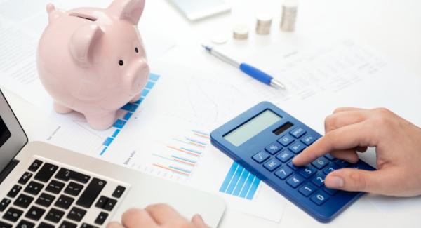 Computing personal finances