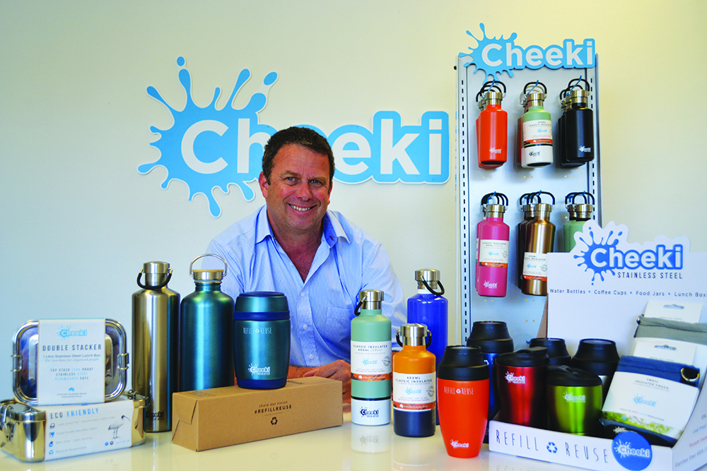 Simon Karlik Founder of Cheeki on The Be Better off Show Podcast