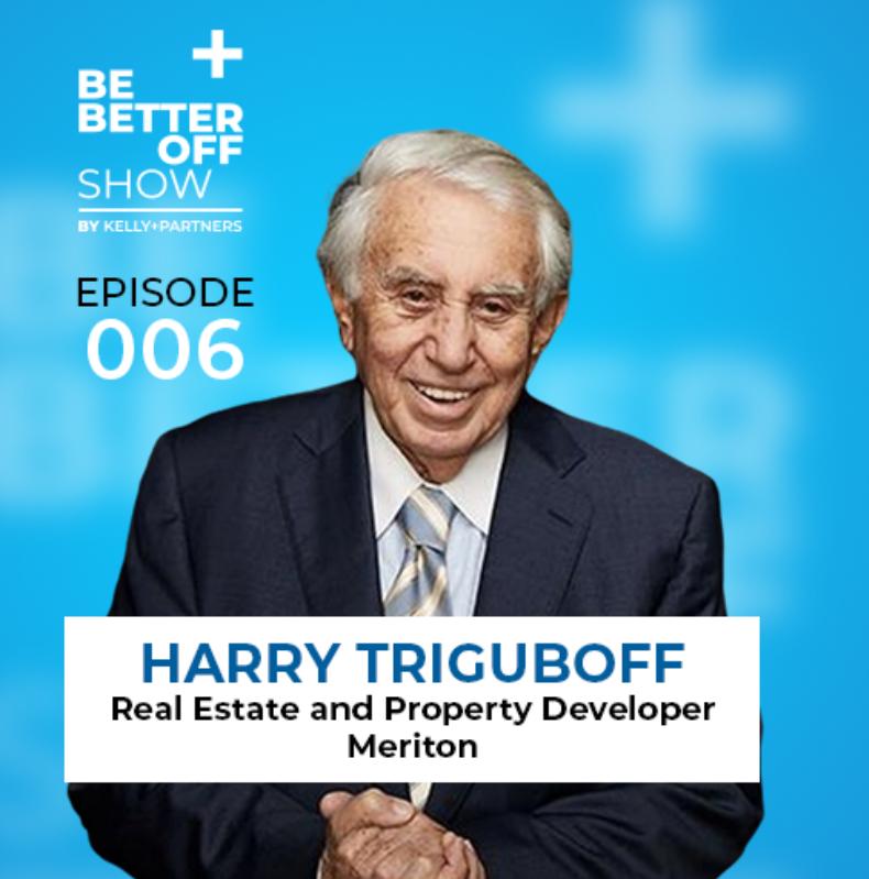 Harry Triguboff Meriton Group Richest Man in Australia