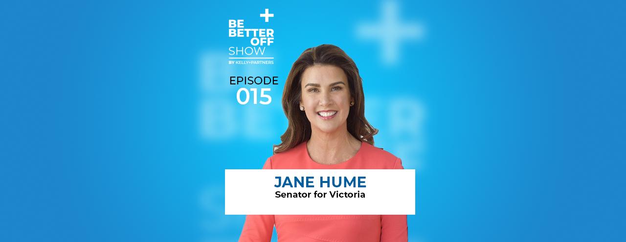 Senator Jane Hume